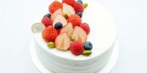 パティスリーハヤト_ショートケーキ